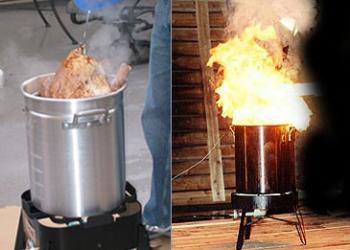 Turkey Fryer Safety | Denver Injury Attorneys