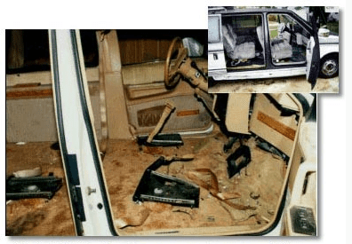 Conversion Van Safety Defect