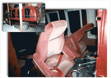 Van Safety Defect