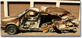 Car Structural Defect Attorney