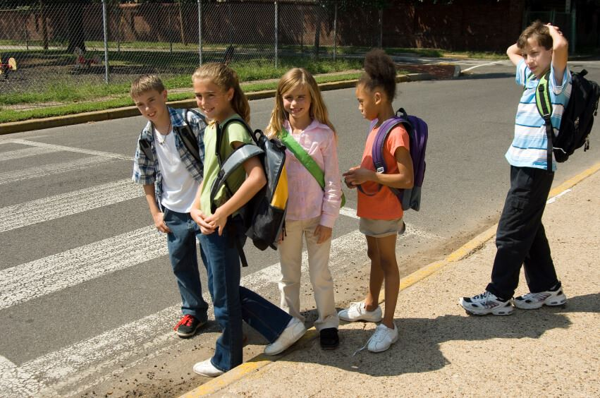 Back to School Pedestrian Safety